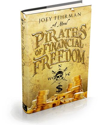 Pirates of Financial Freedom book